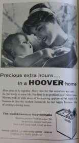 Advertisement from The Irish Housewife annual.