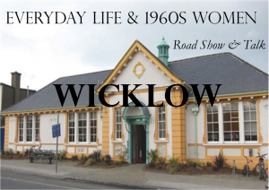 Greystones Library: Road Show & Talk, 29 May